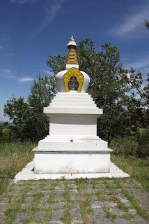 La casa del Tibet