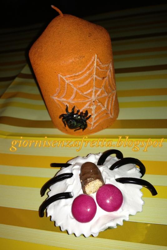 ricetta muffin per Halloween
