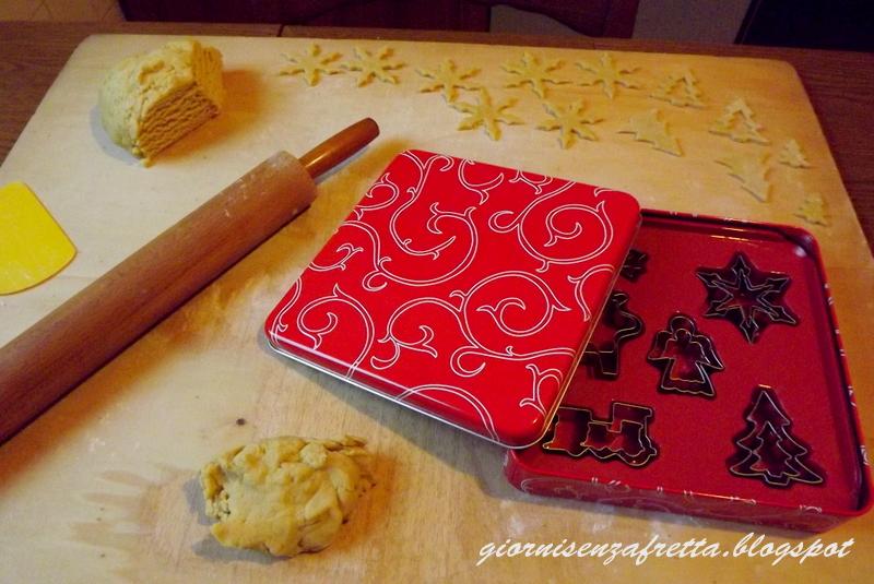 Biscotti alla cannella e zenzero