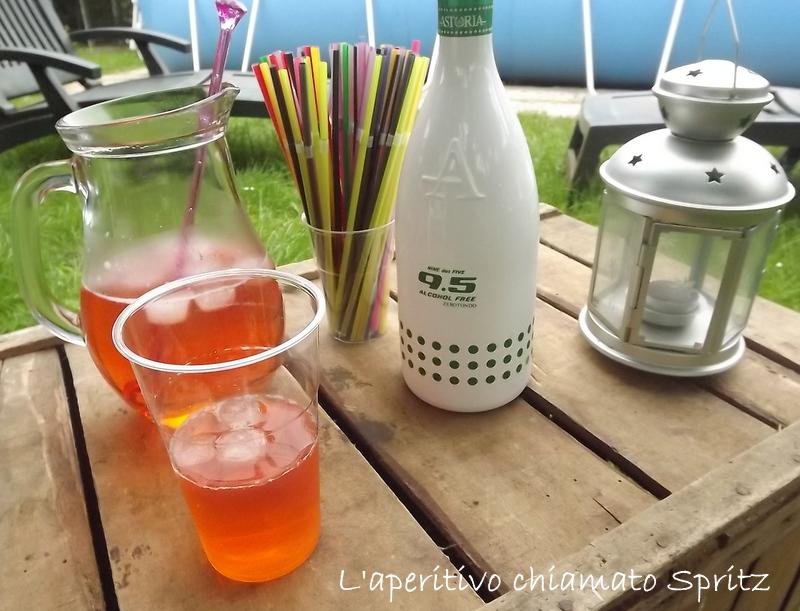 Spritz for Bicchieri aperol spritz