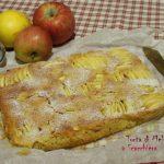 Torta di mele…rustica a scacchiera