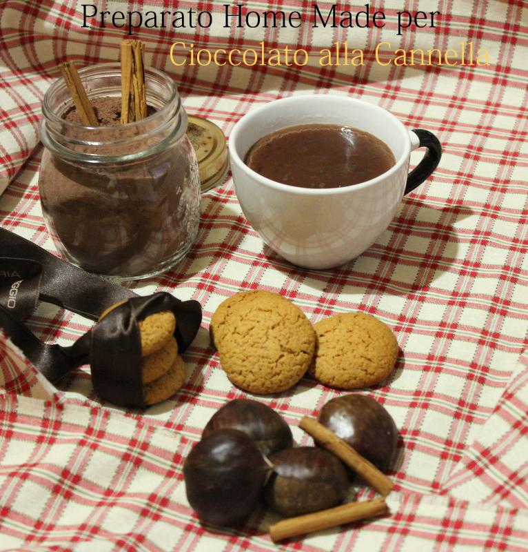 preparato per cioccolato
