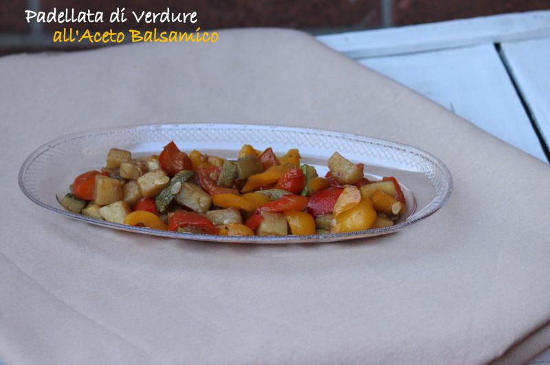 verdure all'aceto balsamico