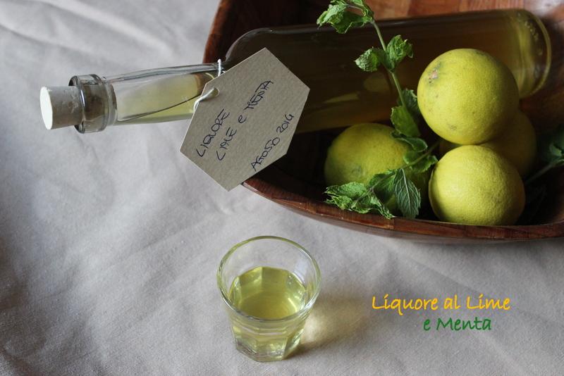 liquore lime