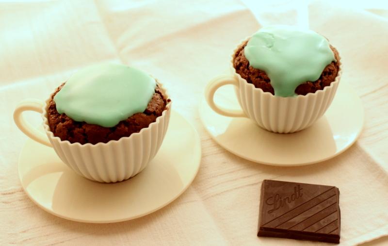 muffin ciocco-menta
