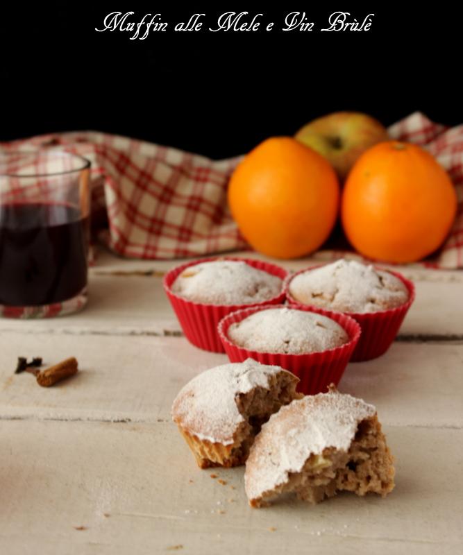 muffin mele e vin brùle