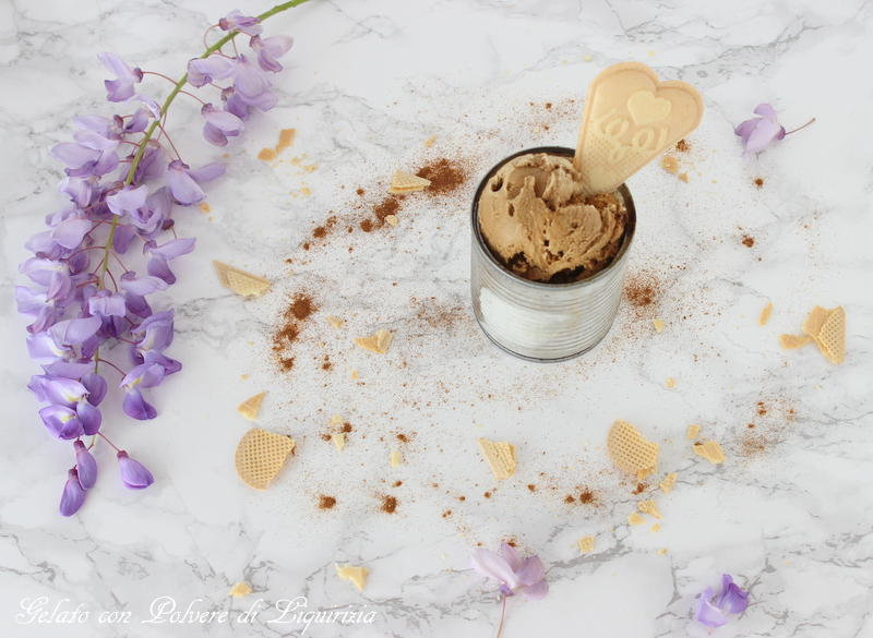 gelato liquirizia