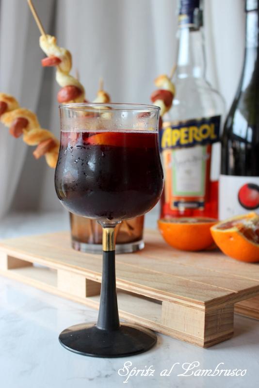 Spritz al Lambrusco