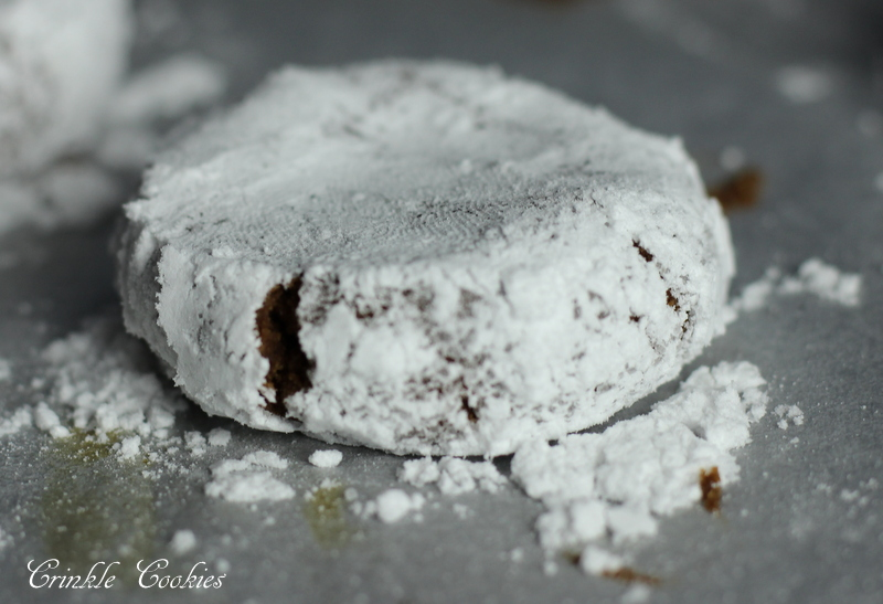 biscotti crinkle