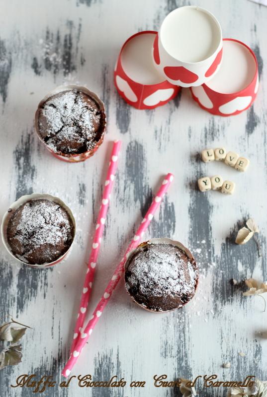 muffin al cacao