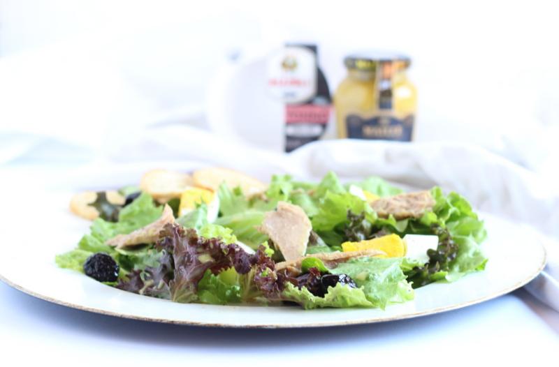 insalata con tonno