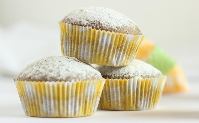 ricetta muffin al caffè senza uova senza latte e senza burro