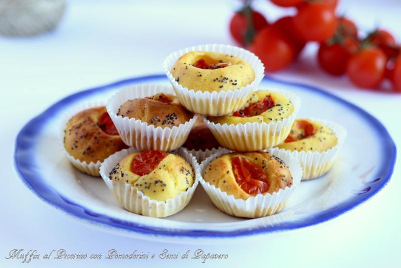 ricetta muffin salati facile