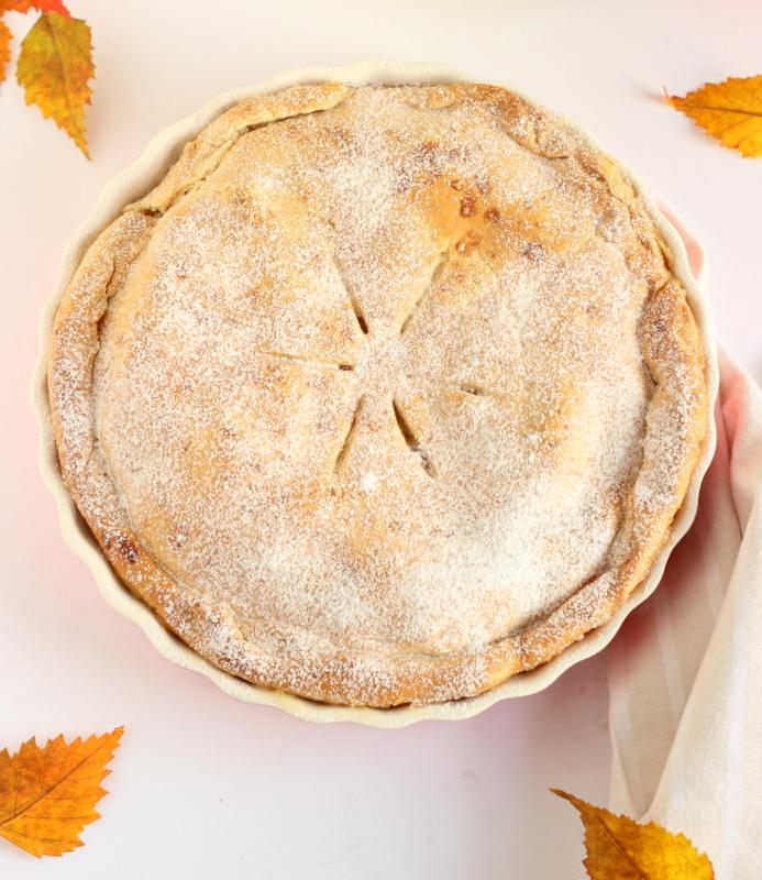apple pie la torta di mele di nonna papera