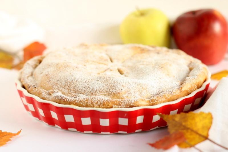 """Apple pie:la torta di """"Nonna Papera"""""""