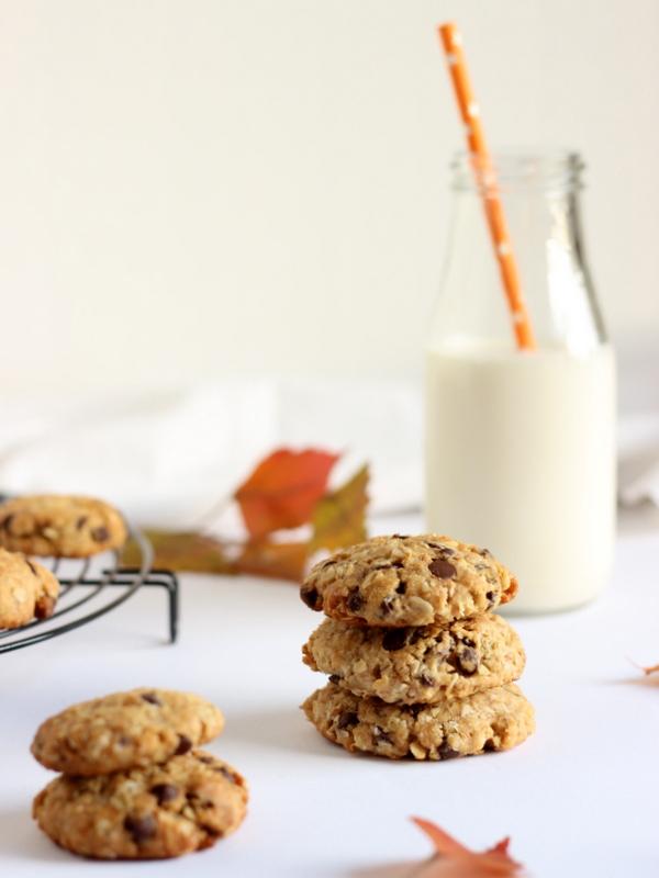 cookies all'avena