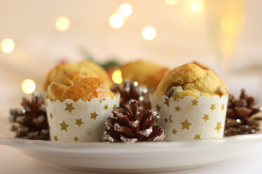 muffin al tonno