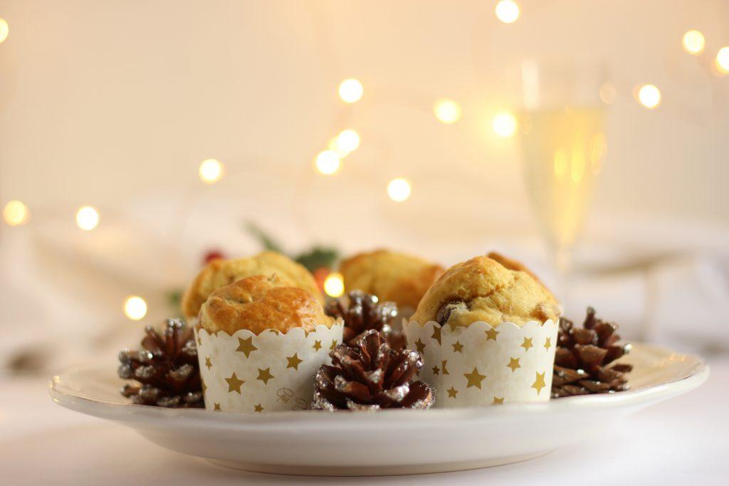 muffin tonno e olive