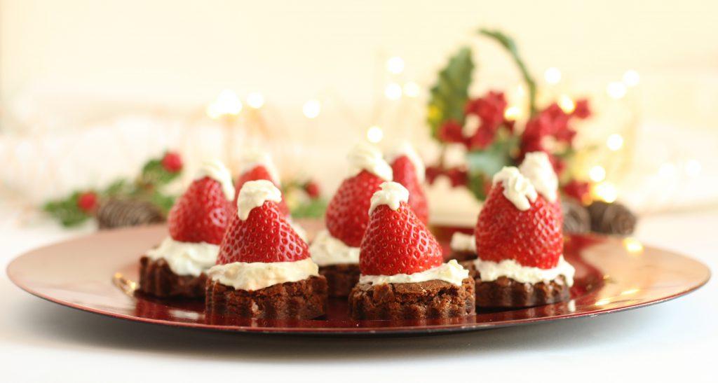 torta cioccolatino natalizia