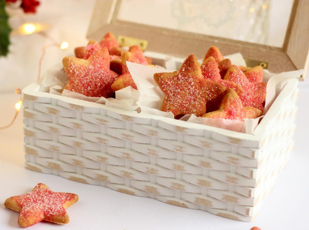 biscotti rosa con alchermes