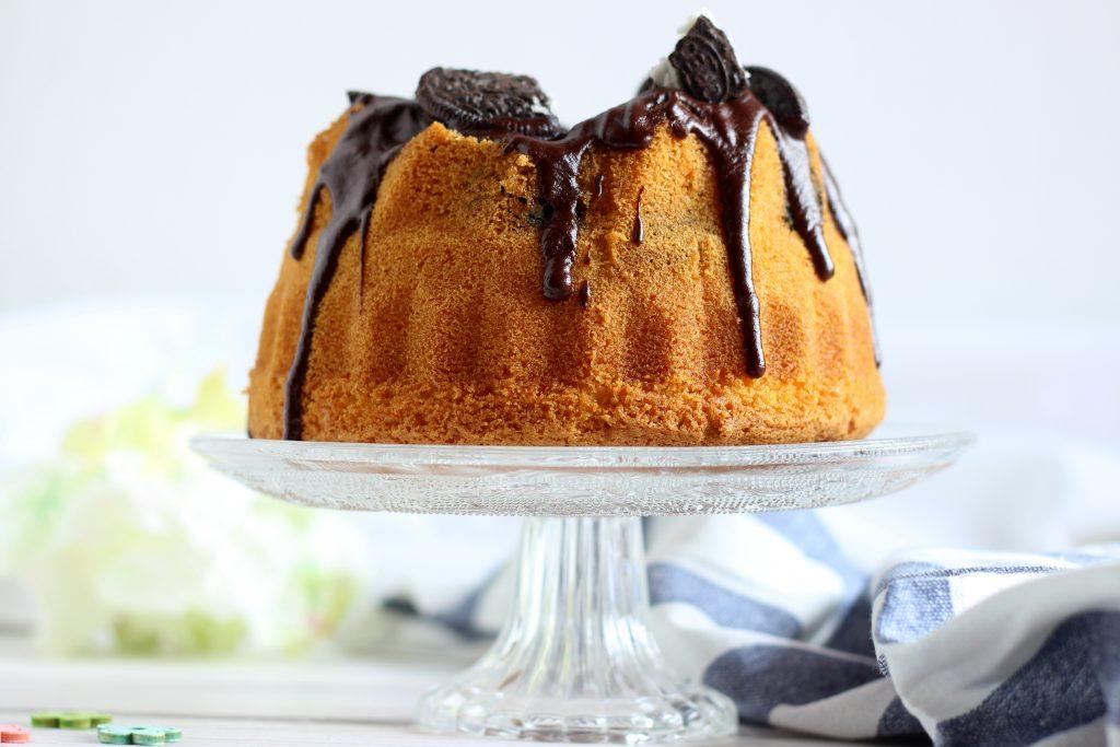 torta con oreo